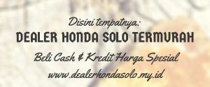 Dealer Motor Honda Karanganyar